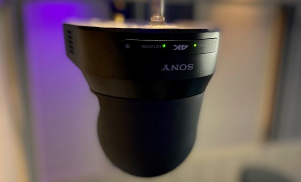 Telecamere PTZ di Sony con controllo remoto BRC-H800