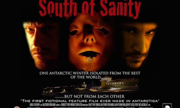 "La locandina di ""South of Sanity"""