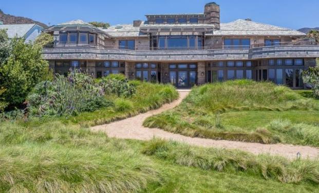 La villa a Malibu di Steven Spielberg