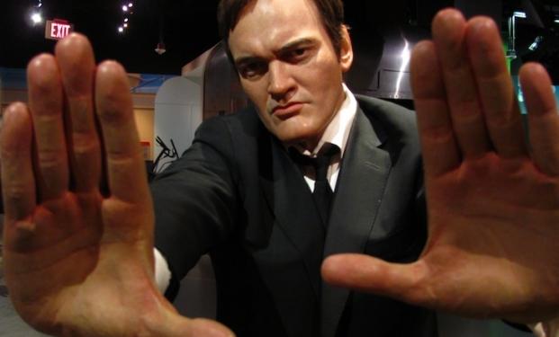 Tarantino presenta