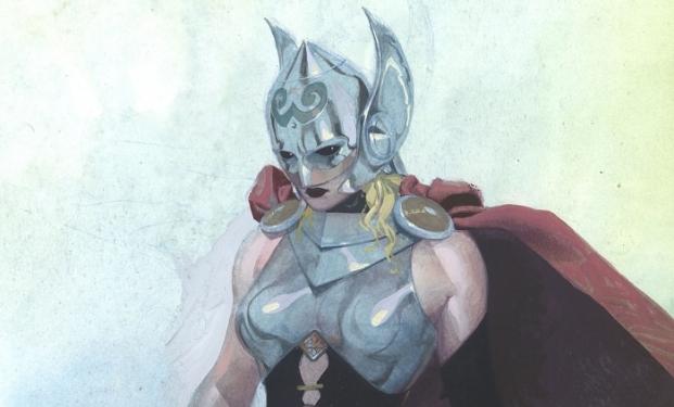 Thor Donna Marvel