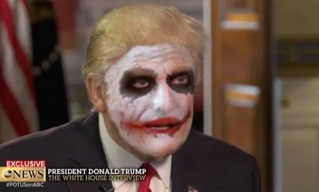 Donald Trump è il Joker