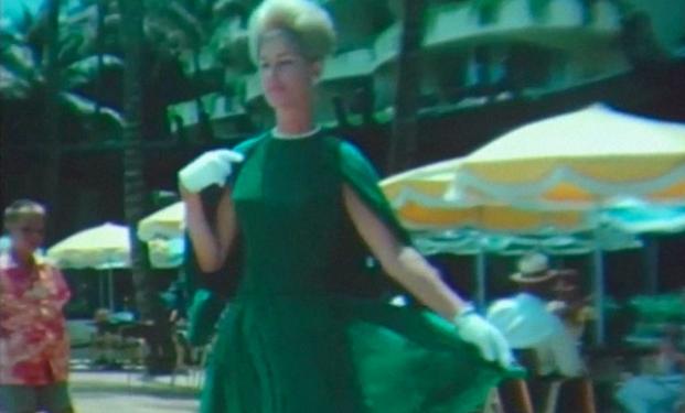 Vintage footage