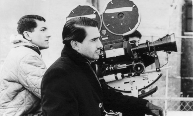 un giovanissimo Martin Scorsese