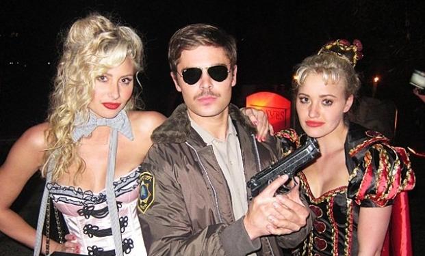 Zac Efron in versione poliziotto
