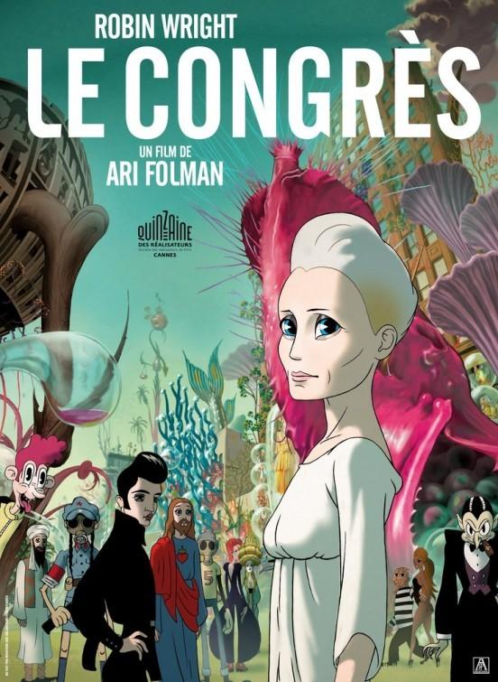 Locandina The Congress