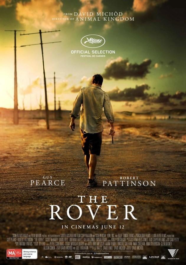 Locandina di The Rover
